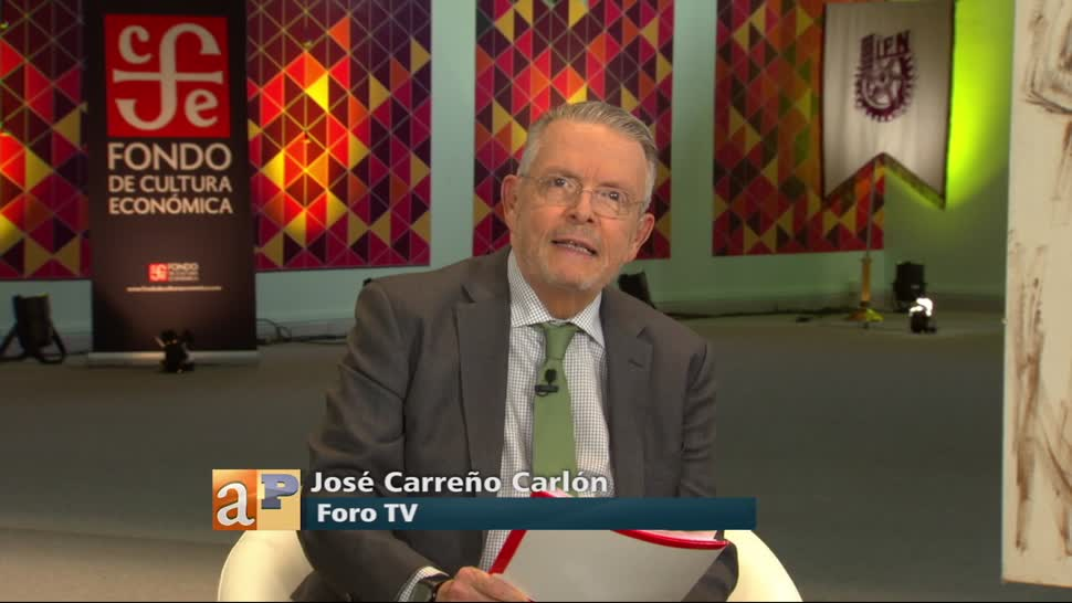 Agenda Pública, José Carreño, Programa, agosto