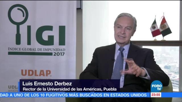 México incrementar capacitación Policía IGI 2017