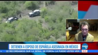 Conmociona España Noticia Detencion Esposo Pilar Garrido