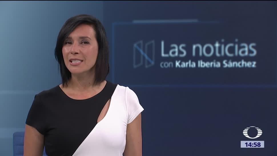 noticias Karla Iberia Programa 30 agosto