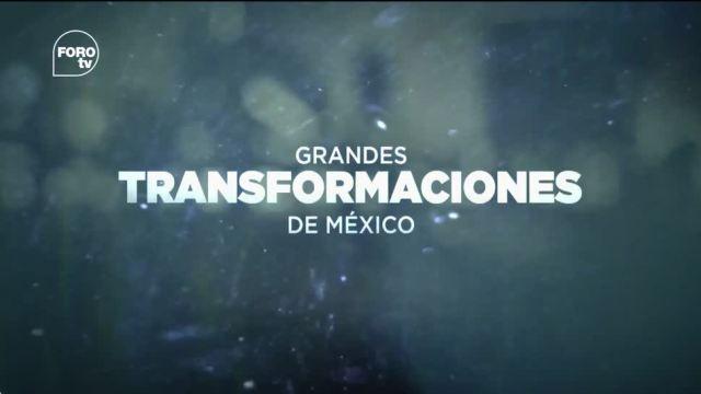 Grandes Transformaciones de México Retos de la democracia