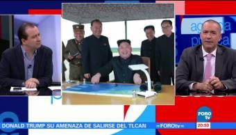 Vuelve a crecer la tensión entre EU y Norcorea