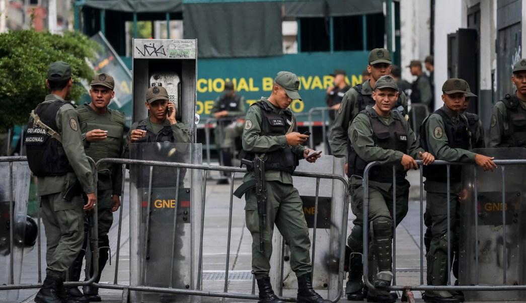 Asalto al cuartel militar venezolano deja un muerto y herido