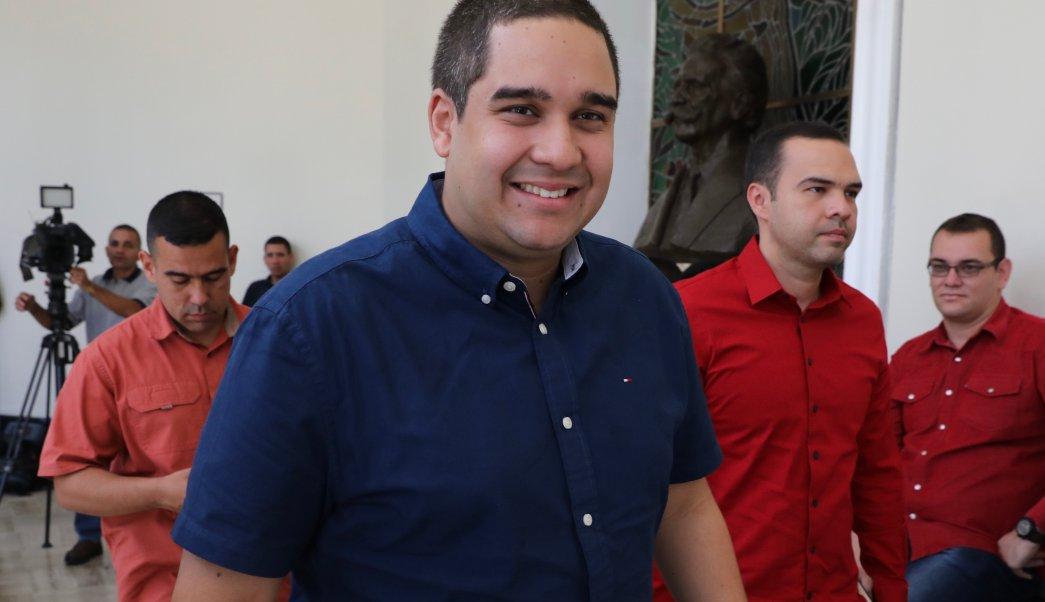 Venezuela tomará la Casa Blanca si EU invade Caracas, advierte hijo de Maduro