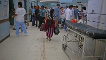 Tiroteo en hospital de Guatemala deja 4 muertos y 7 heridos