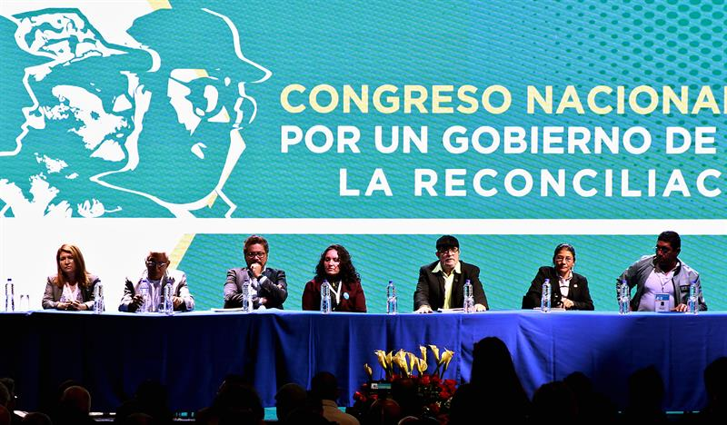 Las FARC inician Congreso para definir bases como partido político