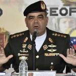 Ministro de Defensa de Venezuela rechaza sanciones de EU a Caracas