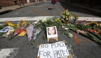 Víctima de atropello en Virginia era manifestante contra el racismo