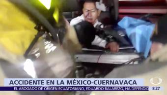 Accidente, México, Cuernavaca, muerto