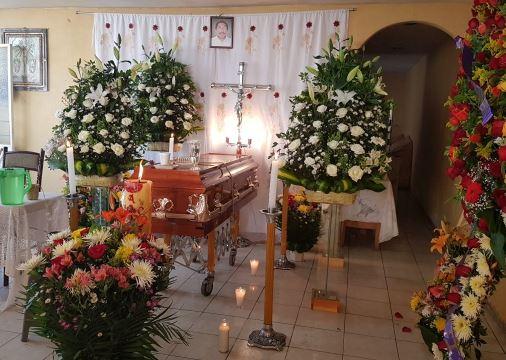 Adios Padre Machorro Puebla