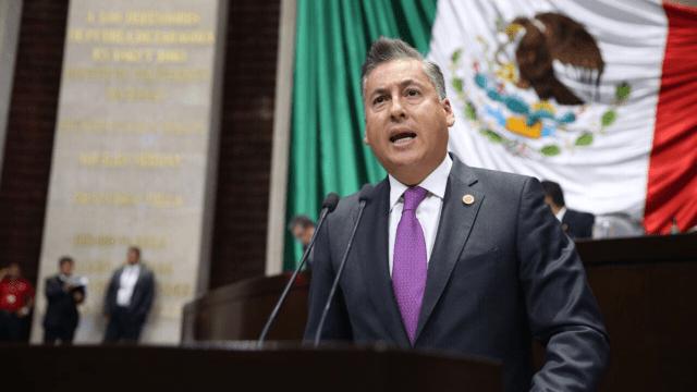 Desafuero diputado Alberto Silva, exvocero de Javier Duarte
