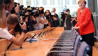 Angela Merker, a favor de un fondo monetario europeo
