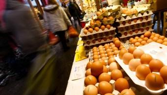 Huevos contaminados afectan 16 países europeos y Hong Kong: Comisión Europea