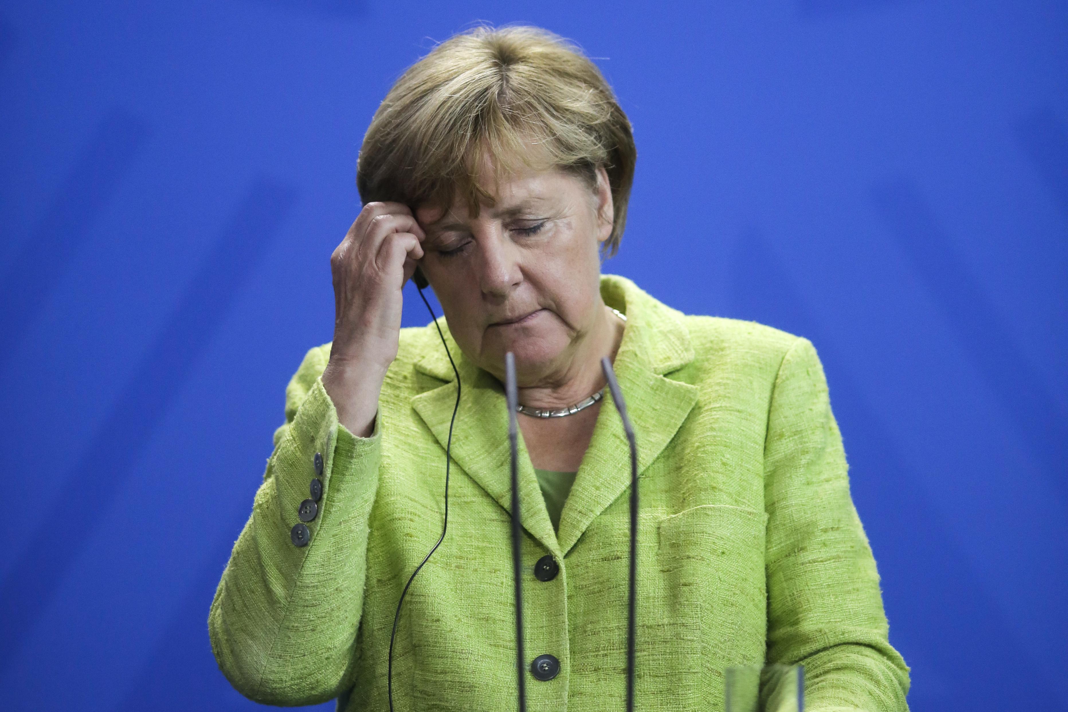 Merkel opina de situación entre EE.UU. y Corea del Norte