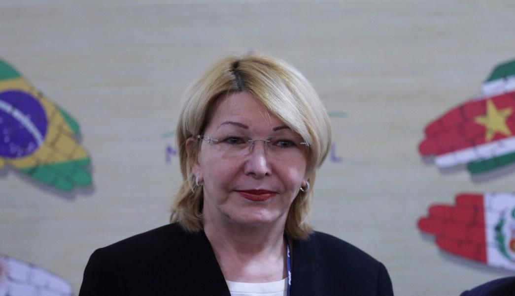 Luisa Ortega Diaz, exfiscal de Venezuela