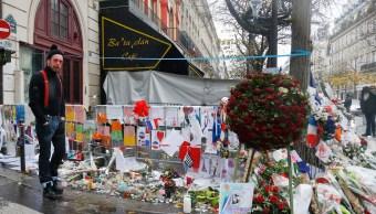 En noviembre de 2015, París fue blanco de un ataque