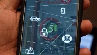 Lanzan aplicación para emergencias en el Edomex