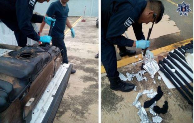 detienen cargamento armas oaxaca texas seguridad