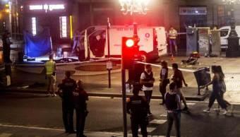 No hay mexicanos afectados tras atentado en Barcelona
