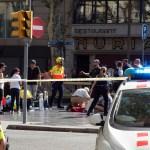 Identificados cadaveres tres presuntos autores atentados Barcelona