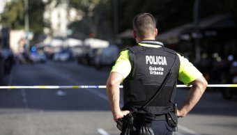 Confirman 13 muertos y 100 heridos durante atentado terrorista Barcelona