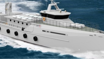 la semar adquiere un barco a una empresa holandesa