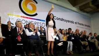PAN y PRD apoyan Frente Amplio Democrático