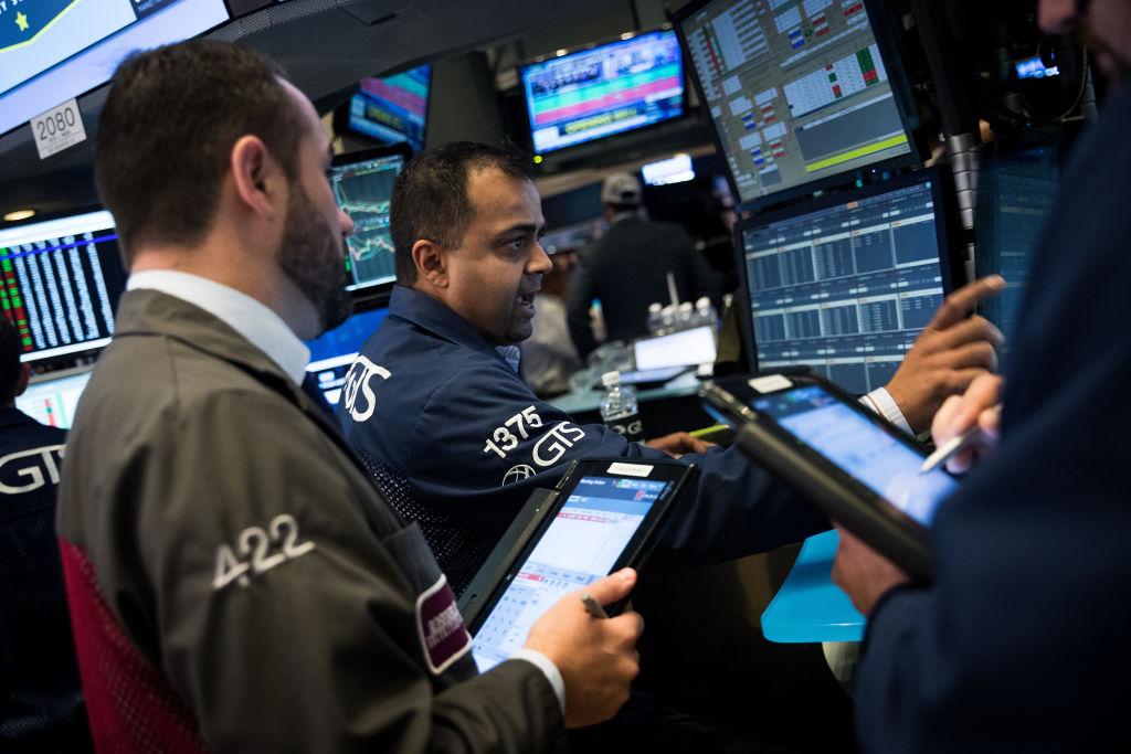 Wall Street abre con pérdidas y el Dow Jones baja un 0,35 %
