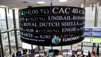 Bolsa de París abre al alza, en línea con Bolsas europeas
