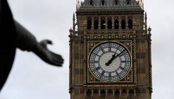 Campana del Big Ben de Londres callará