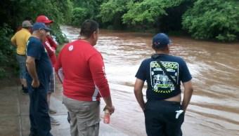 derrumbe cascadas san antonio Sinaloa deja un muerto