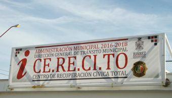 Inicia funciones centro de detención Cerecito en Cd. Juárez