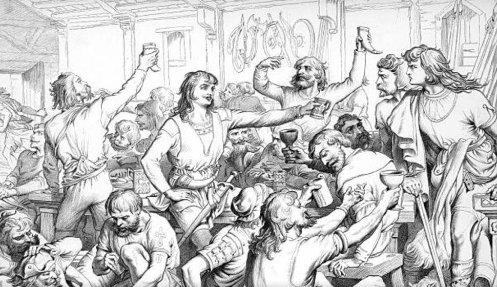 cerveza en el mundo antiguo getty