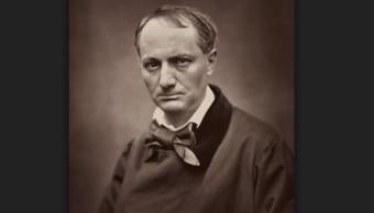 Charles Pierre Baudelaire, poeta y ensayista frances