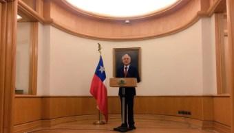 Chile otorga asilo político a cinco magistrados venezolanos