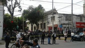 realizan pruebas periciales detenidos enfrentamiento colonia popotla