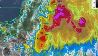 Remanentes de 'Harvey' podrían regenerarse en depresión tropical