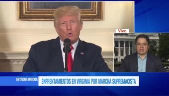 Racismo es bajo, Trump, KKK, neonazis, Donald Trump