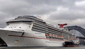 Harvey mantiene varados altamar cruceros 20 mil personas bordo