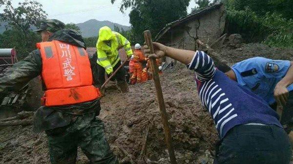 Sismo de 6.5 grados sacude la provincia china de Sichuan