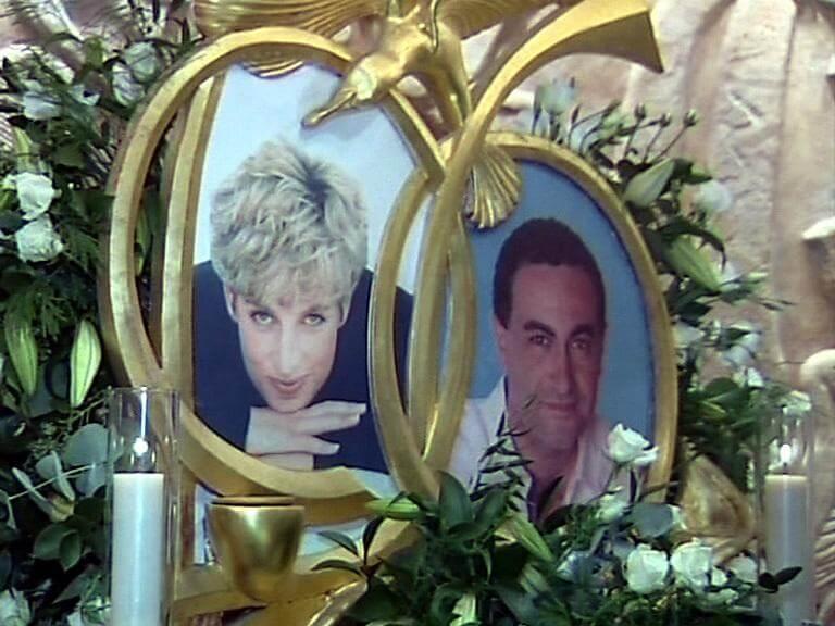 Trágica muerte princesa Diana París