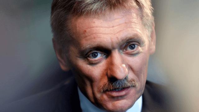 Dmitri Peskov, portavoz del gobierno de Rusia