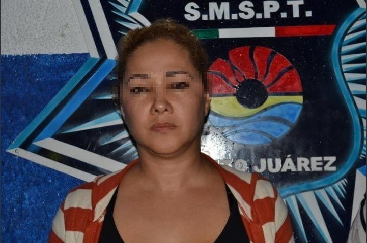 Cae Doña Lety, responsable de violencia en Cancún