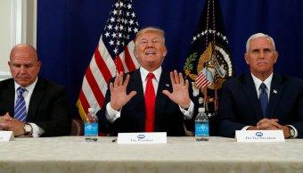 Trump agradece Putin expulsar diplomaticos estadounidenses