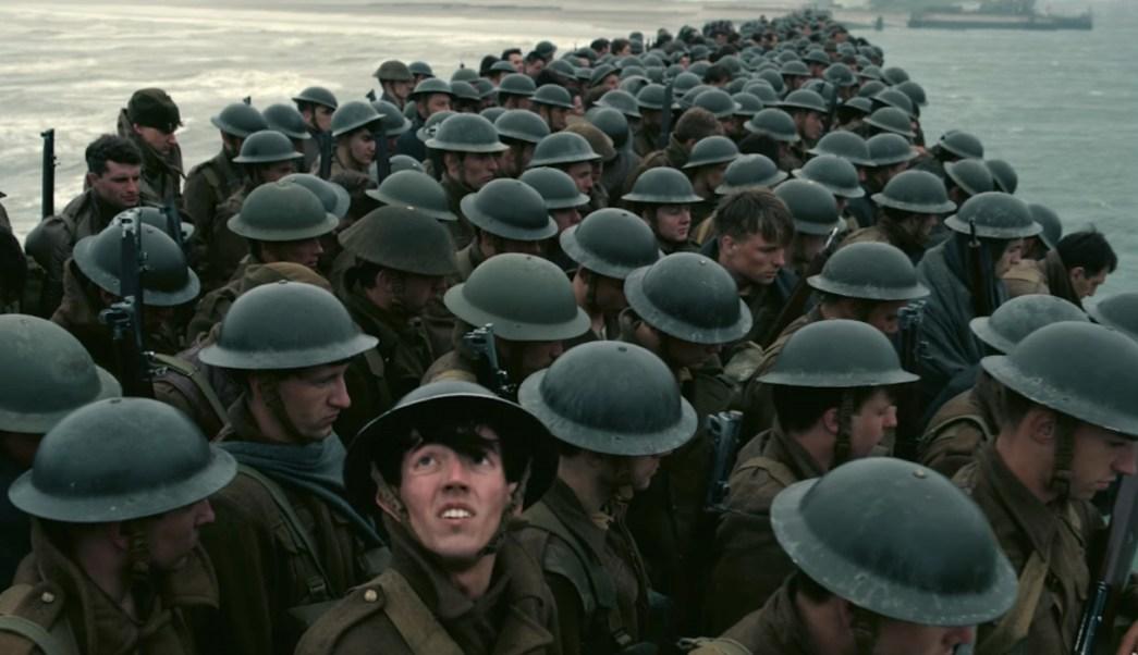 Segunda Guerra Mundial, Dunkerque, cine, películas