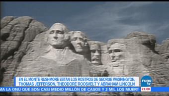 Efeméride En Una hora Monte Rushmore