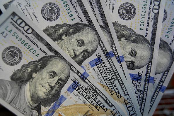 El dólar estadounidense perdió cinco centavos