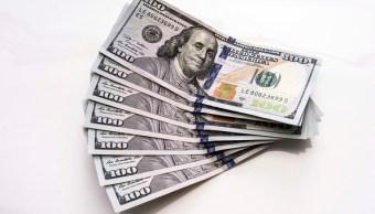 El dólar se vende en 18.14 pesos en Ciudad de México