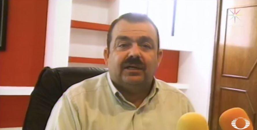 El exprocurador general del estado de Nayarit, Édgar Veytia