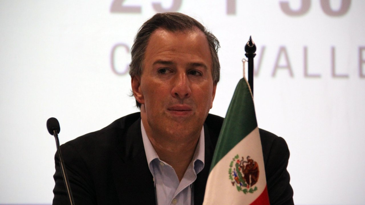 El titular de Hacienda prevé un crecimiento de la economía mexicana
